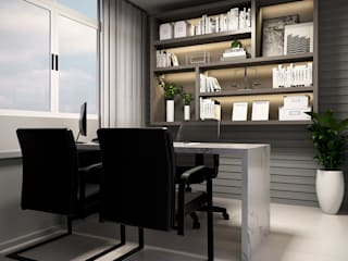 Laura Santa Maria Arquitetura Commercial Spaces
