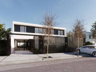 Casas estilo moderno: ideas, arquitectura e imágenes de SF Render Moderno