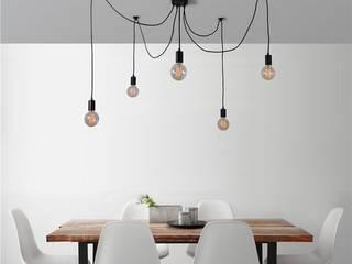 Lampa Pająk - i możesz więcej od 4FunDesign.com Skandynawski
