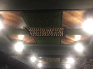 Eriş Ahşap Tasarım Interior landscaping Wood Wood effect