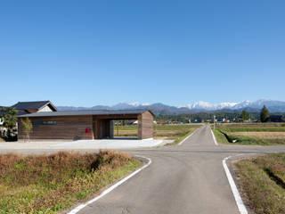 広野新の家 モダンな 家 の 濱田修建築研究所 モダン
