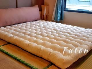 ที่นอนวางพื้น ที่นอนสไตล์ญี่ปุ่น เรียวกัง traditionaal japanese futon : เอเชีย  โดย chalaluck, เอเชียน