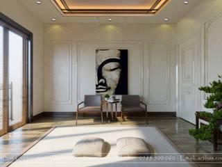 Thiết kế nội thất nhà lô Đầm Trấu Thiết Kế Nội Thất - ARTBOX