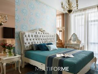 """La Dolce Vita"" Appartment in Saint Petersburg от MULTIFORME® lighting Классический Стекло"