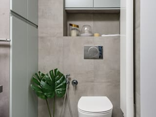 Bathroom by Q2Design, Modern