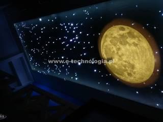 Phòng trẻ em phong cách hiện đại bởi E-Technologia Hiện đại