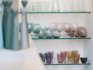 Heimweh Wien heimweh plus EsszimmerAccessoires und Dekoration Glas Grün
