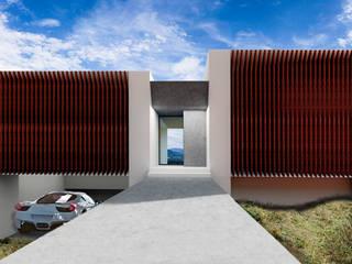 Modern houses by Barreres del Mundo Architects. Arquitectos e interioristas en Valencia. Modern