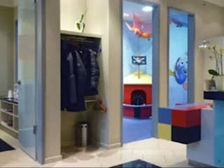 Kinder-Wartezimmer in Zahnarztpraxis von eichhorn-design Ausgefallen