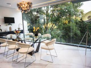 Taller de Arquitectura Bioclimatica Modern dining room