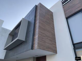 Casa Köju de ffelix architecture Moderno