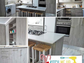 Kitch Me Up Kitchen Designers & Renovators Modern kitchen by Kitch Me Up Kitchen Designers & Renovators Modern