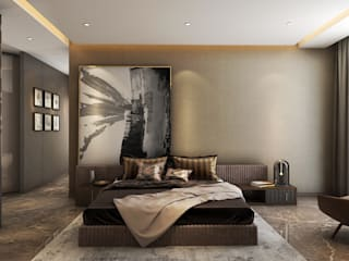 Modern style bedroom by Ashleys Modern