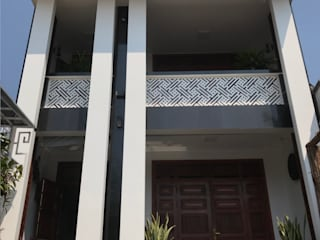 Nhà phố Kon Tum bởi Woko Architect