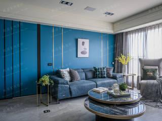 住家空間 根據 歐居室內設計有限公司 隨意取材風