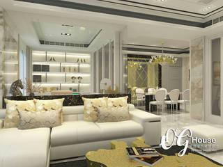 住家空間 根據 歐居室內設計有限公司 古典風