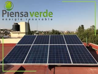 Piensa Verde México, Querétaro, Cancún Terrazas en el techo
