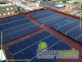 de estilo industrial por Piensa Verde México, Querétaro, Cancún, Industrial