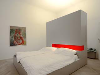Obere Donaustraße   Wien heimweh plus Kleines Schlafzimmer MDF Grau