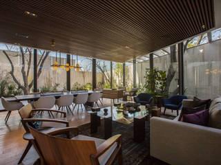 by IAARQ (Ibarra Aragón Arquitectura SC) Modern