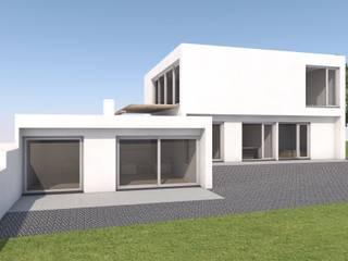 の mmarch gmbh - Mader Marti Architektur ETH SIA モダン