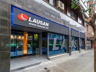 Diseño, proyecto y ejecución de grandes oficinas en Bilbao Bilbaodiseño Oficinas y tiendas de estilo industrial