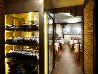 Proyecto hostelería en tiempo récord, restaurante Markina Bilbaodiseño Gastronomía de estilo clásico