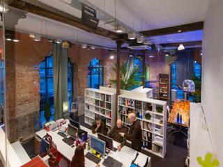 Nuestras oficinas Bilbaodiseño Oficinas y tiendas de estilo ecléctico