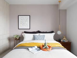 知域設計 Modern style bedroom