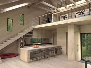 de Soc. Constructora Cavent Spa Moderno