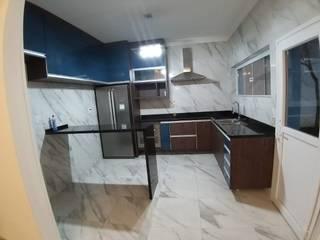 cozinha planejada por PROJETO IDEAL PLANEJADOS Moderno