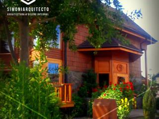 El Broceliande - Frutillar bajo / Restaurante turístico de simoniarquitecto Clásico