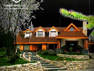 Casa Puerto Montt -Los Lagos / Chile de simoniarquitecto Clásico
