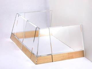 WORKSTUDIO SalonesAccesorios y decoración Plástico Transparente