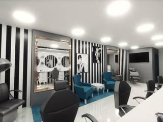 Gelinlik Mağazası Tasarımı Mimari Grafik
