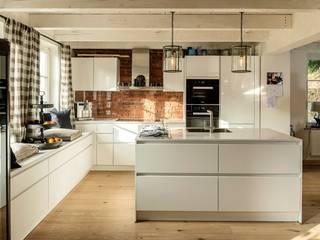 Nordisch und gemütlich Skandinavische Küchen von Küchen Zimmermann Skandinavisch