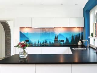 Urlaub zuhause in den Bergen von Küchen Zimmermann Modern
