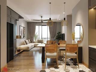 Thiết kế nội thất chung cư Times City Thiết Kế Nội Thất - ARTBOX