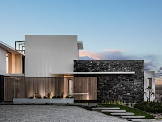 GSQUARED architects Casas de estilo minimalista