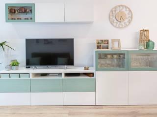 Estudi Aura, decoradores y diseñadores de interiores en Barcelona Moderne eetkamers