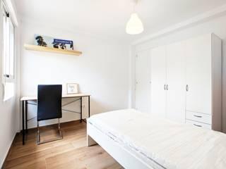Minimalist bedroom by POA Estudio Arquitectura y Reformas en Córdoba Minimalist