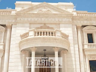 tatari company Classic style houses Stone White