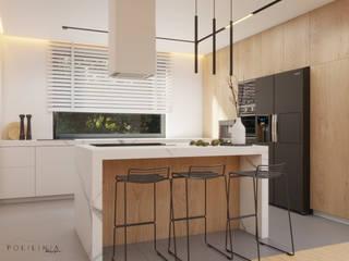 Cuisine de style  par Polilinia Design, Moderne