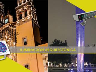 Iluminación Arquitectónica de Luzierna