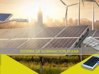 Iluminación Solar de Luzierna
