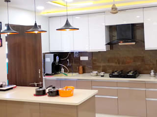 3BHK in Bhopal gets a modern facelift: modern  by AdiSa Creations,Modern
