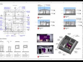 EHG arquitectura y construcción 상업 공간