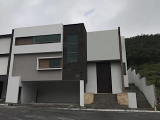 Proyectos residenciales Casas modernas de Edificaciones Arcon Moderno