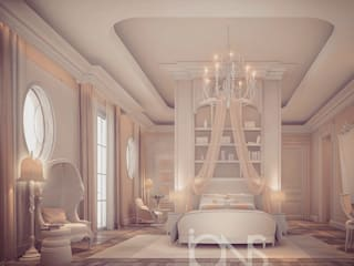 Bedroom by IONS DESIGN, Classic