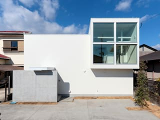 Casas modernas por アトリエ環 建築設計事務所 Moderno